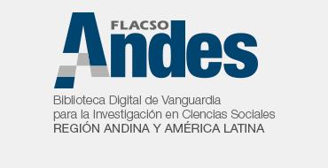 Acceso a FLACSO Andes, biblioteca digital