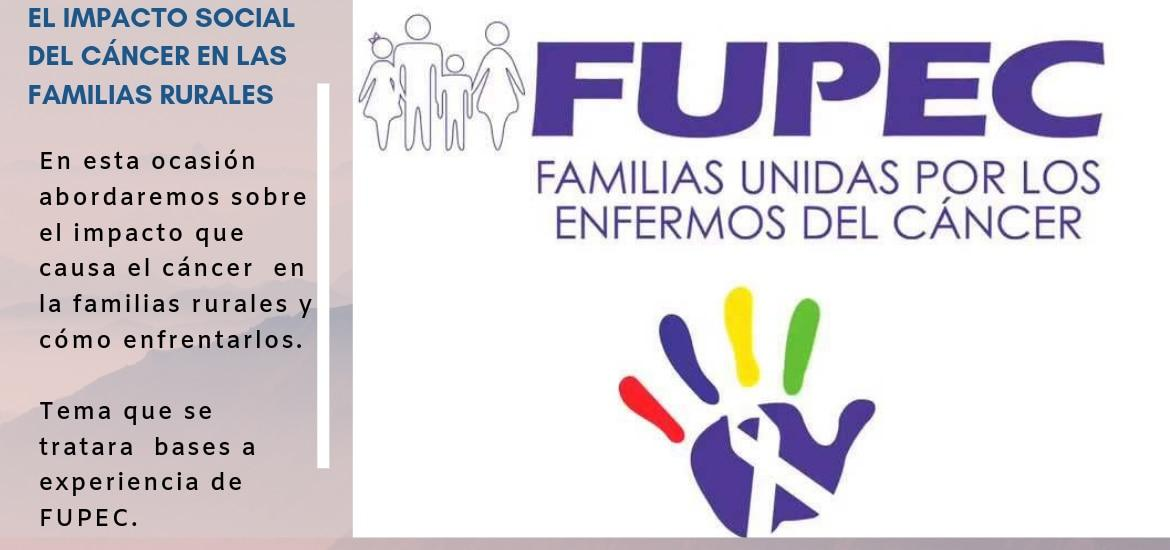 FUPEC, flacso radio, voces rurales, luis remache