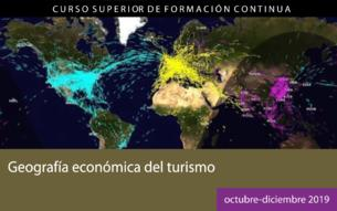 Geografía económica del turismo