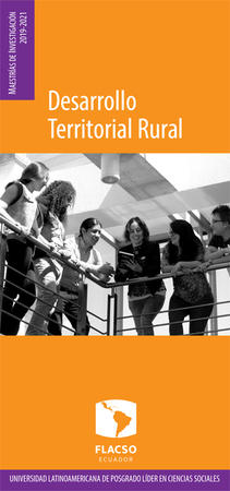 Rural Territorial Development 2019-2021