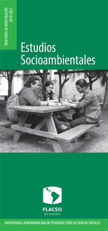 Socio-environmental Studies 2019-2021