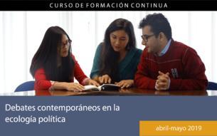 Debates contemporáneos en la ecología política