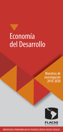 Economía del Desarrollo 2018-2020