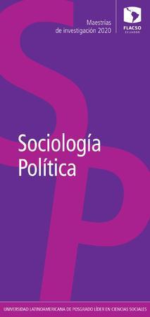 Political Sociology 2020