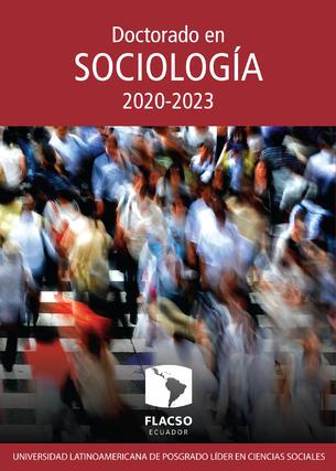 Sociología 2020-2023