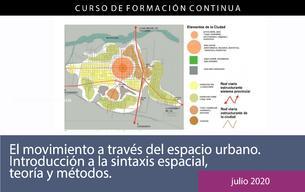 El movimiento a través del espacio urbano. Introducción a la sintaxis espacial, teoría y métodos