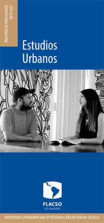 Urban Studies 2019-2021