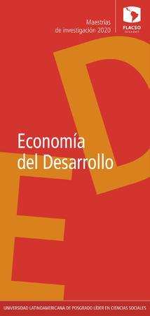 Development Economics 2020