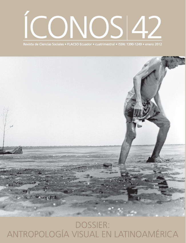 Íconos. Revista de Ciencias Sociales No. 42.  Antropología visual en Latinoamérica