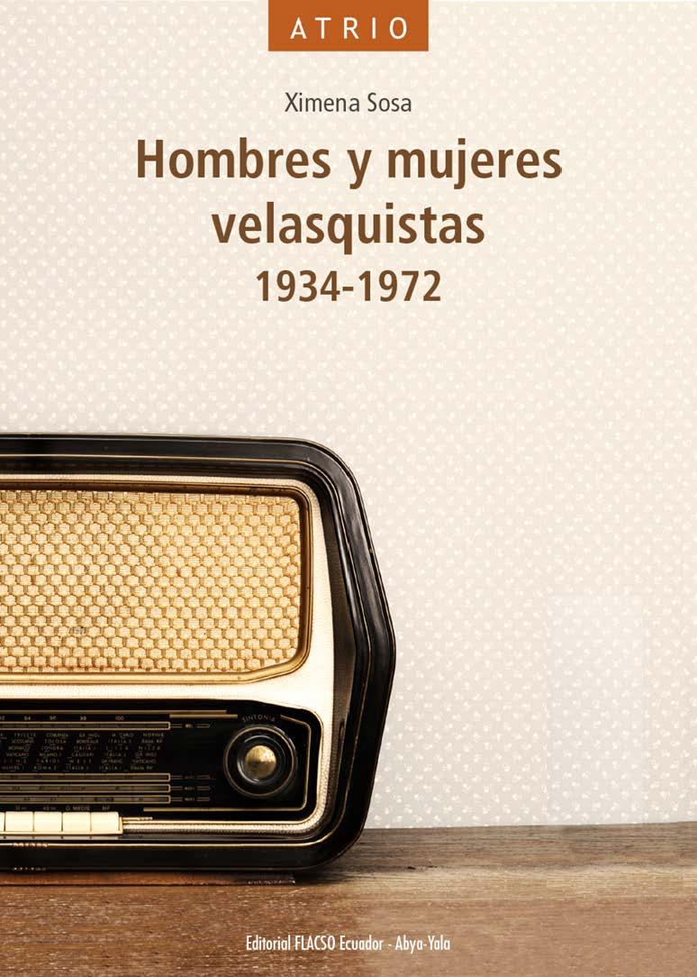 Hombres y mujeres velasquistas, 1934-1972