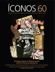 Presentación Íconos No. 60 | El trabajo político en América Latina