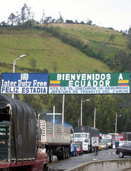 Conversatorio Mercados ilegales y seguridad fronteriza