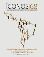 Presentación Íconos No. 68 | Políticas exteriores y de defensa sudamericanas