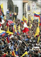 Coloquio Carisma, territorio y retorno del Estado en la Revolución Ciudadana
