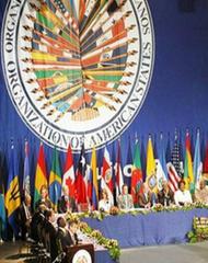 Seminario internacional  ¿La OEA en decadencia?
