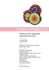 Conversatorio América Latina: respuestas populares a la crisis y presentación Revista Nueva Sociedad #273