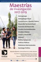 Reunión informativa Maestrías 2017-2019