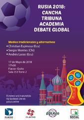 Rusia 2018:  Medios tradicionales y alternativos
