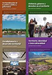 Presentación de la serie 'Territorios en debate' y Panel Identidad, géneros, política y paradiplomacia