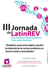 Jornada de la red de revistas académicas en ciencias sociales y humanidades