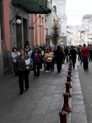 Conversatorio Auge y contracción de la clase media en Ecuador en el siglo XXI