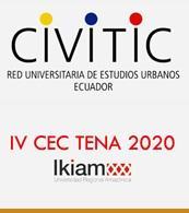 IV Congreso Ecuatoriano de Estudios de la Ciudad | Convocatoria a presentación de ponencias