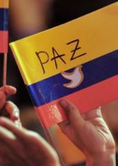 Jornadas sobre justicia transicional, paz y reconciliación en Colombia