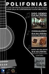 Cine Club Mal de Ojo | Ciclo de cine y música: Polifonías