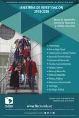 Reunión informativa  Maestrías 2018-2020