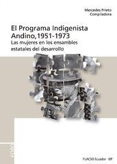 Presentación libro 'El Programa Indigenista Andino 1951-1973'