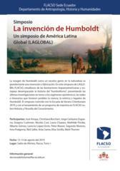 Simposio La invención de Humboldt