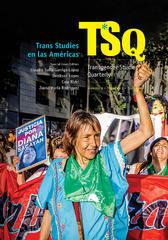 Presentación del Dossier 'Trans Studies en las Américas'