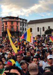 Ciclo de conferencias 'Movimientos sociales en Ecuador'