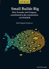 Presentación libro: Small builds big. Ecuador and Uruguay contributed to the construction of UNASUR
