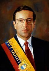 Conversando con los presidentes: Osvaldo Hurtado Larrea