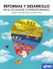 Presentación del libro 'Reformas y desarrollo en el Ecuador contemporáneo'