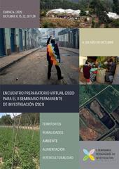 Encuentro preparatorio virtual para el II Seminario Permanente de Investigación (SEPI 2021)